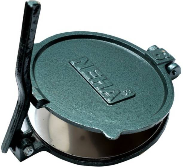 Shopixo Heavy Quality Iron Puri Maker Puri Press Roti and Khakra Maker
