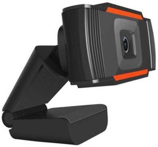 ALONZO HD Webcam with Microphone, Auto Focus HD 720P Web Camera for Video Calling Conferencing Recording, PC Laptop Desktop, Online Classes.  Webcam