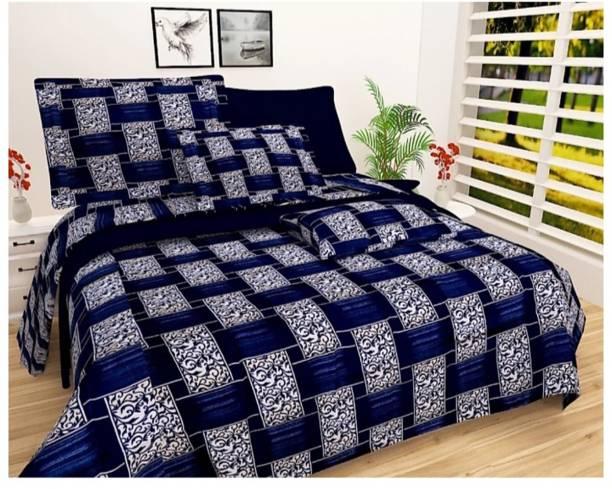 MV choice 144 TC Polycotton Double, Double King 3D Printed Bedsheet