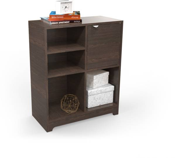 HomeStrap Engineered Wood Free Standing Sideboard