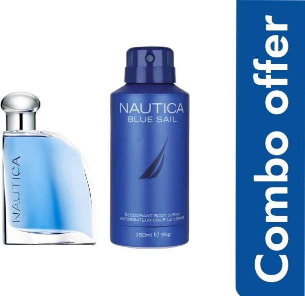 NAUTICA Blue Sail Set