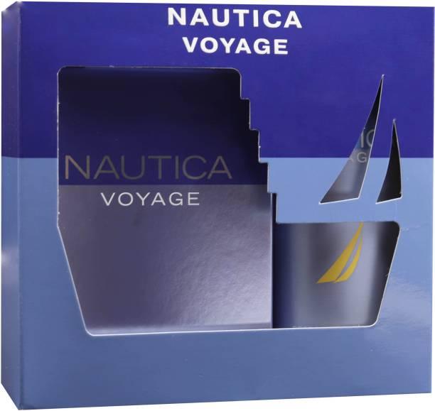 NAUTICA Voyage Gift Set