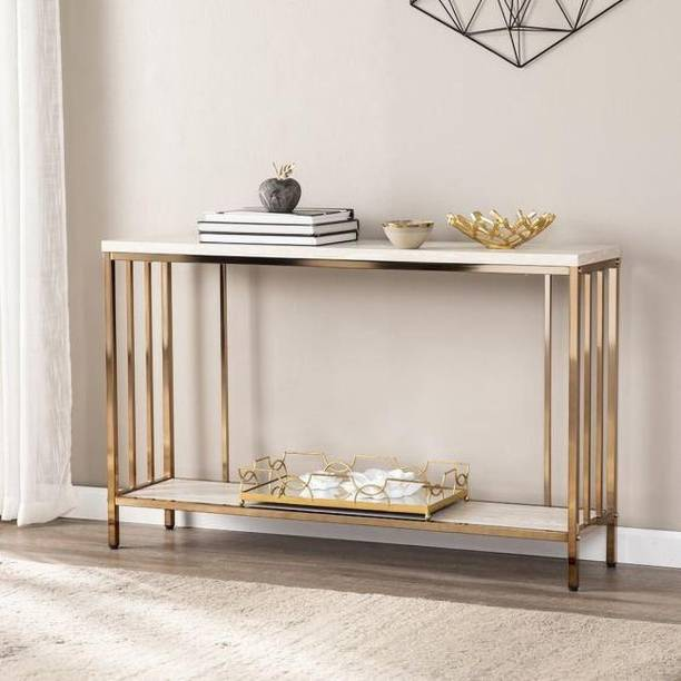 Area Cetus Stone Console Table