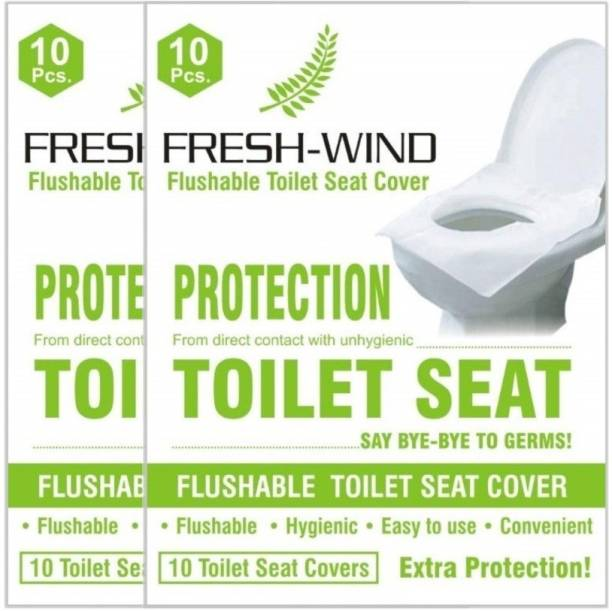 FRESHWIND Paper Toilet Seat Cover