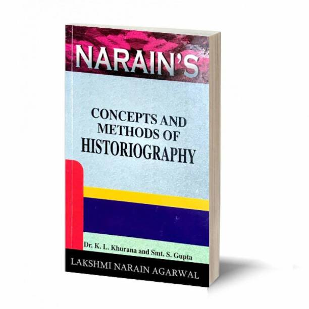 Narain's Concepts And Methods Of Historiography