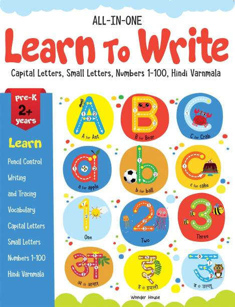 All in One - Learn to Write