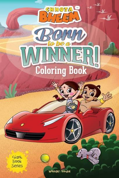 Chhota Bheem Born to be a Winner