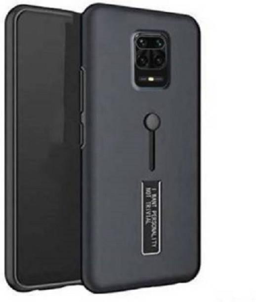 SANA CASE Bumper Case for Mi Redmi Note 9 Pro