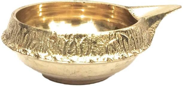 JDDCART Brass Table Diya
