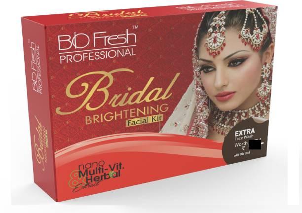 Biofresh Bridal Brightening Facial Kit With Face wash