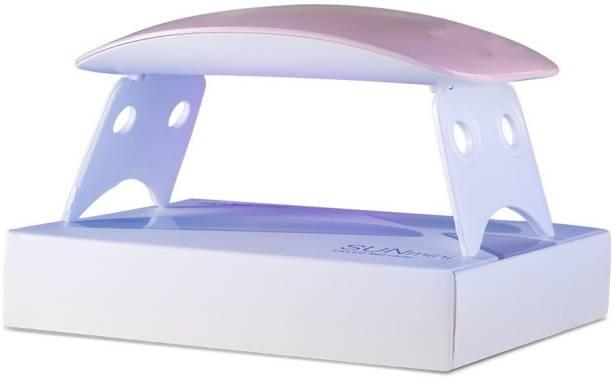 MASX UV Nail Polish Dryer Curing Lamp Light Portable for Gel Based Polishes Nail Polish Dryer (UV Power 6 W) Nail Polish Dryer