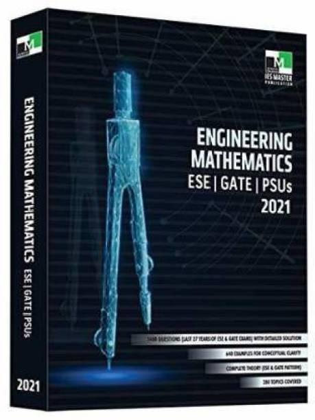Ies Master Engineering Mathematics Ese Gate Psus 2021 (Paperback, IES MASTER)