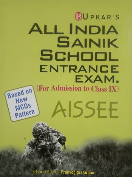 Upkar's All India Sainik School Entrance Examination Class 9 Based On New MCQs Pattern