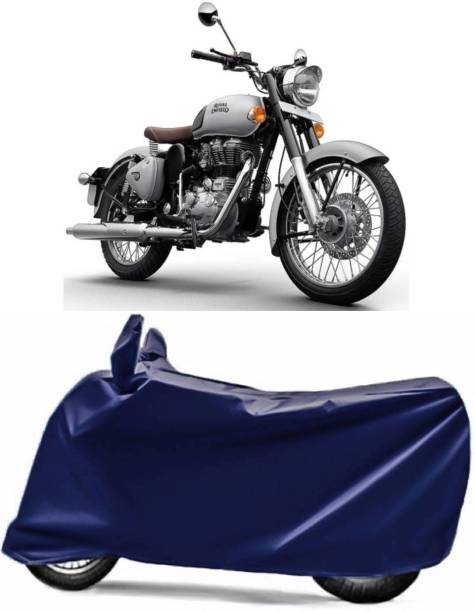 pvstar Two Wheeler Cover for Royal Enfield