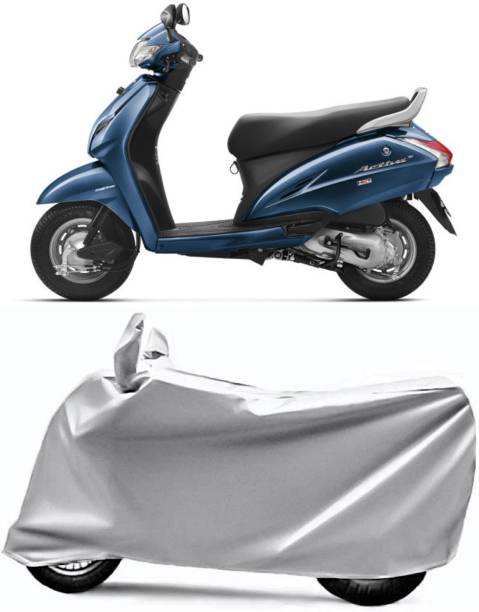 AUCTIMO Two Wheeler Cover for Honda