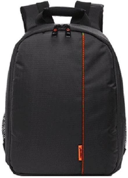 CAMSIYA Camera Bag Camera Backpack Waterproof Fabric, Anyprize Camera, Lens, Camera Bag (Orange)  Camera Bag