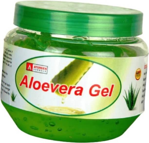 Ayurgen Harbals Aloevera Gel Treat Sunburns & Stretch Marks