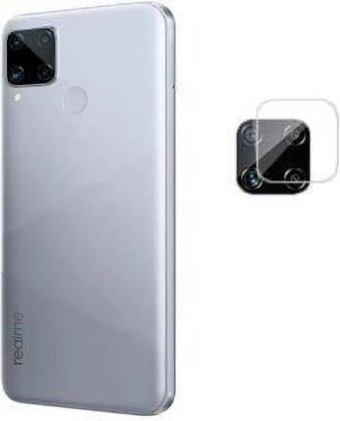 ZMS Back Camera Lens Glass Protector for Realme C15