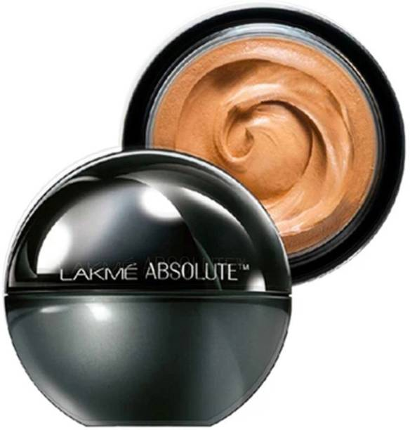Lakmé Absolute Mattreal Skin Natural Mousse SPF8 Foundation