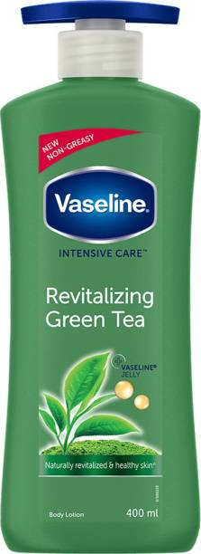 Vaseline Revitalizing Green Tea Body Lotion