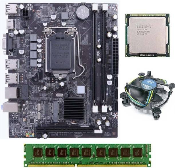ZEBRONICS H55-COMBO-KIT-2GB Motherboard