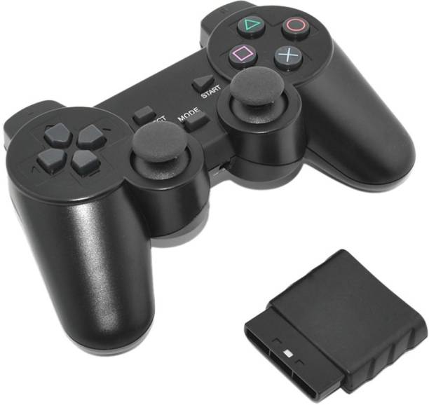 Clubics Motion controller - 3 in 1 Wireless Controller (Black, For PS3, PS2, PC)  Motion Controller