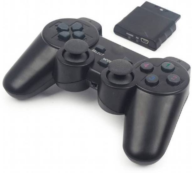 Clubics 3 in 1 controller - All in One Wireless Motion Controller (Black, For PS3, PS2, PC)  Motion Controller