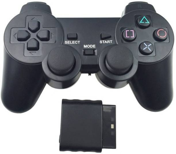 Clubics 3 in 1 Motion controller - Wireless Motion Controller (Black, For PS3, PS2, PC)  Motion Controller