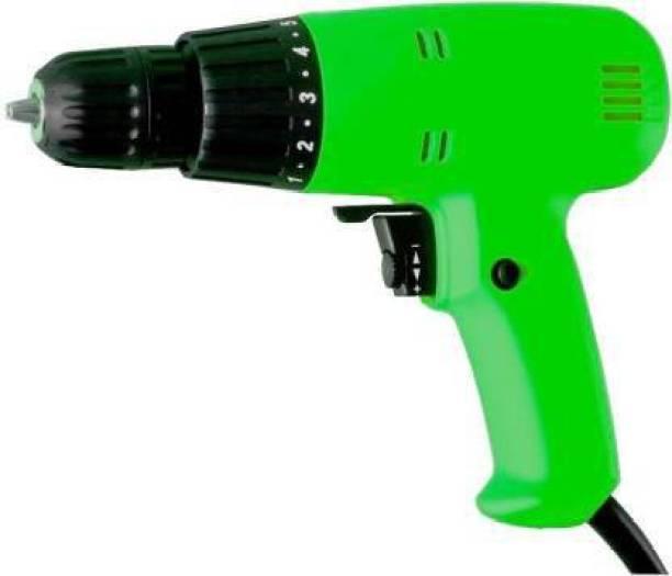 SHEMOS Heavy Duty Premium Quality Electric Screw Driver Cum Drill (10mm) Drywall Screw Gun (Corded) Drywall Screw Gun