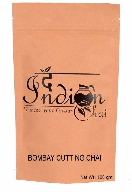 The Indian Chai Bombay Cutting Chai Spices Masala Tea Vacuum Pack