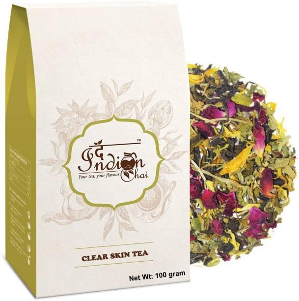 The Indian Chai Clear Skin Tea Herbs Herbal Tea Vacuum Pack