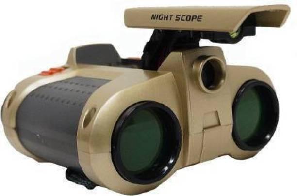 TECHNOHOLIC LooknlveSports Night Scope Binocular with Pop-Up Light for Kids Binoculars Binoculars (30 mm , Multicolor) Digital Spotting Scope