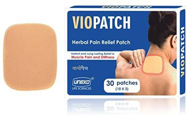 Viopatch Pain Relief Patch - 30 Patches Plaster & Patch