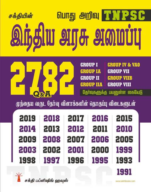 Tnpsc Indian Polity Previous Years Q & A