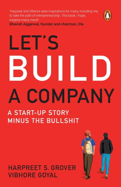 Let's Build A Company