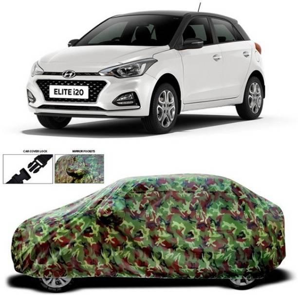 Duffel Car Cover For Hyundai i20 (With Mirror Pockets)