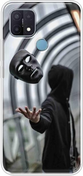 Casemaker Back Cover for Oppo A15