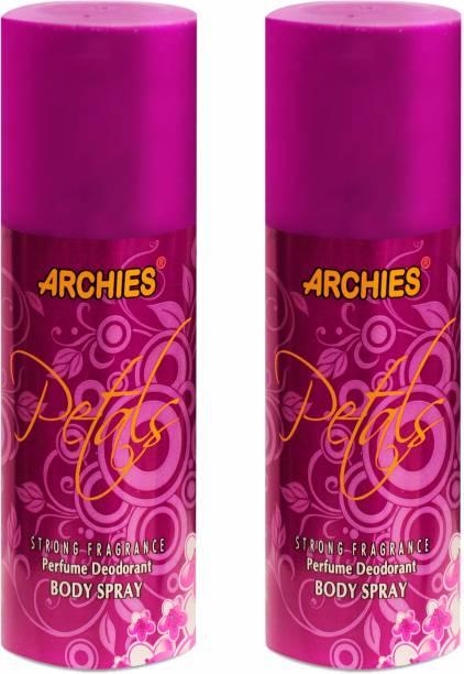 ARCHIES Deo Petals 150ml Deodorant Spray  -  For Men & Women