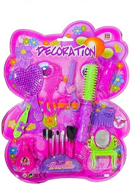 kumar creation doll Decoration pack/makeup for girls