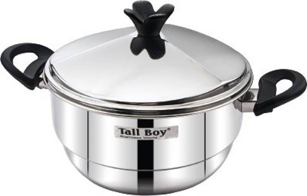 Tallboy Trigon Multi Kadai Induction & Standard Idli Maker