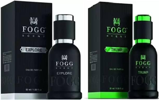 FOGG Explore Trump Eau de Parfum  -  100 ml