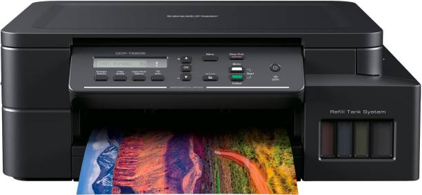 Brother DCP-T520W Multi-function WiFi Color Printer