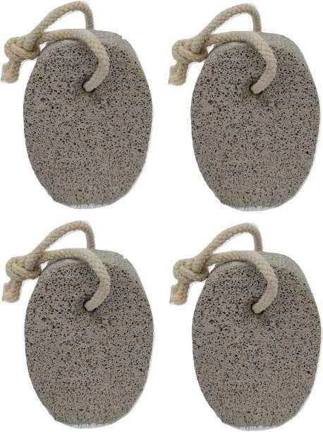 Nyrwana Original Hard Rock Owl ShapeFoot Scrub Pumice Stone, Scrub, file, brush, Callus/Cracked Skin Remover