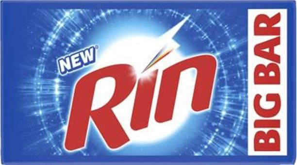 Rin Bar ( Pack Of 3 )250 Gm Soap Detergent Bar