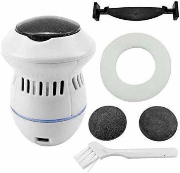 AKHAND SALES Pedicure Pedi Vac for foot Pedi Vac Callus Remover Pedicure Pedi Vac for Hard Cracked Skin Massager