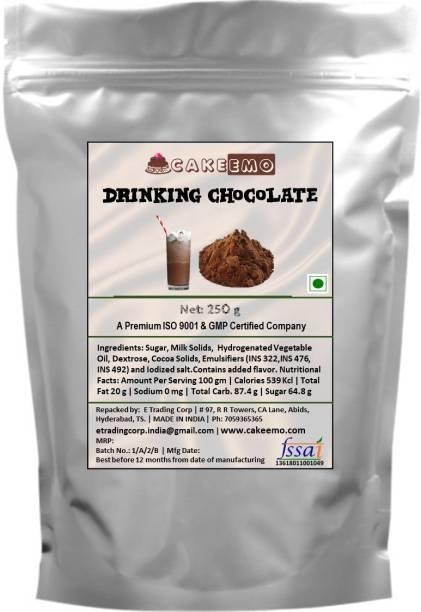 Cakeemo Drinking Chocolate 250g