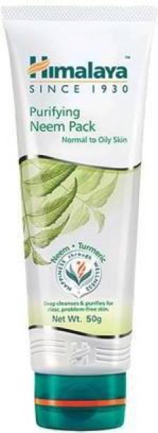 HIMALAYA purifying neem scrub 50 gm *10= 500( pack of 10) Scrub