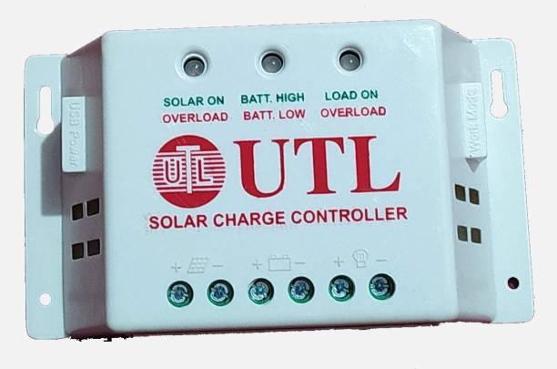 UTL SCC-12V-24V_10A PWM Solar Charge Controller