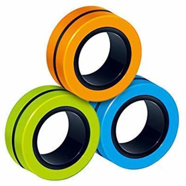BRANDSHOPPY Stress Relief Magnetic Ring