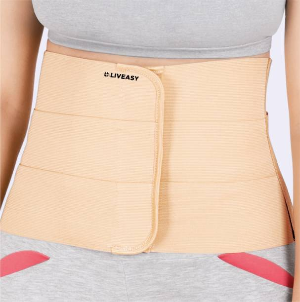 LivEasy Abdominal belt after delivery for tummy reduction Abdomen Support